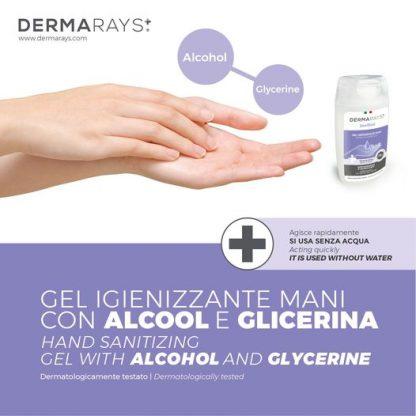 sanifil gel igienizzante mani