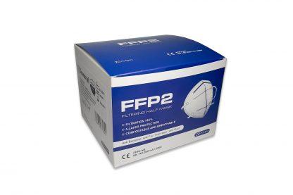 FFP2 nero box desmax