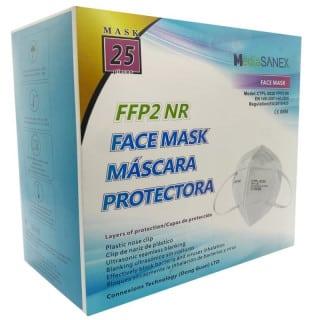 ffp2 CTPL mascherine bianche