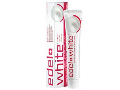 dentifricio care forte edel white
