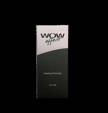 Peeling wow effect