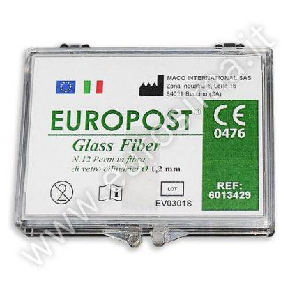 perni in fibra di vetro_12 pz