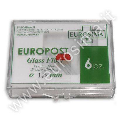 perni in fibra in vetro europost