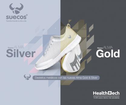 Alma Gold obuwie sportowe