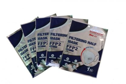 Mascherina Protettiva FFP2 Barbeador