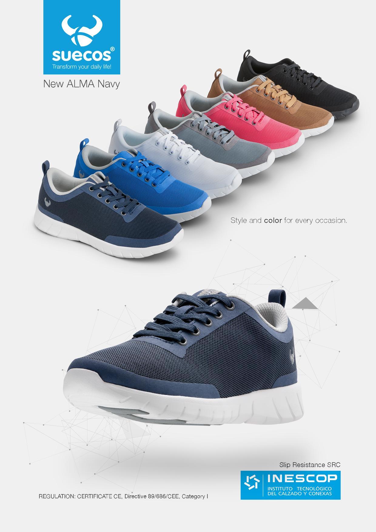 calzature suecos