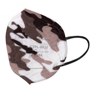 camouflage ffp2 ctpl