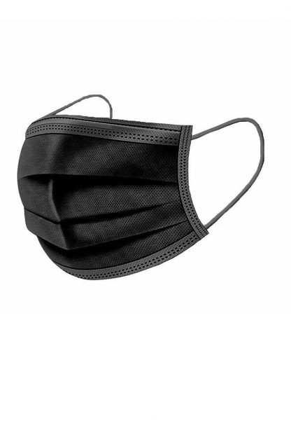 black mask chirurgica