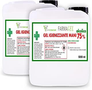 gel igienizzante farmagel